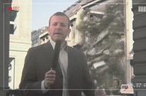 monn crollo edificio spot tv