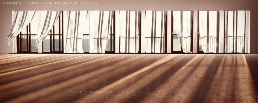 trasparenze d'ombra: Cinema4D